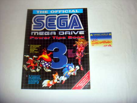 Sega Power Tips Vol 3
