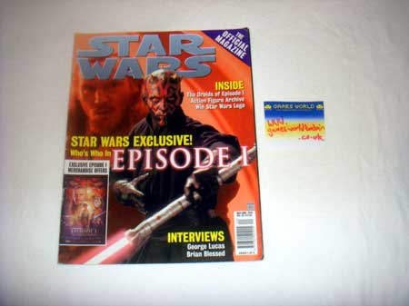 Star Wars Official Magazine No 20