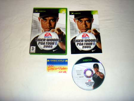 Tiger Woods PGA Tour 05