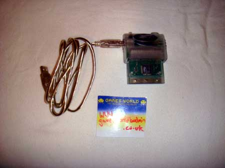 Game Boy Advance Cheat Cart