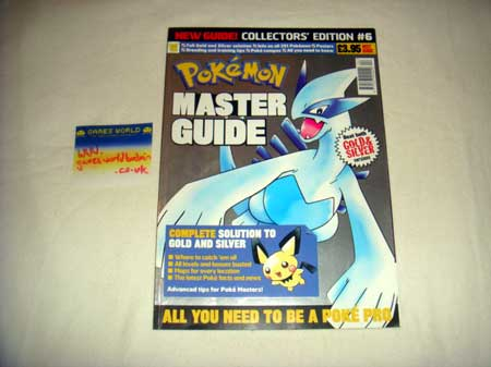 Pokemon Master Guide #6
