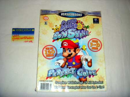 Super Mario Sunshine Perfect Guide