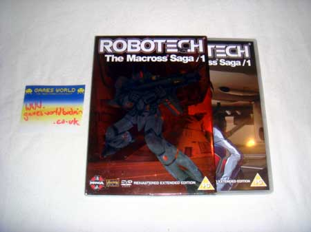 Robotech: The Macross Saga Vol 1 R2