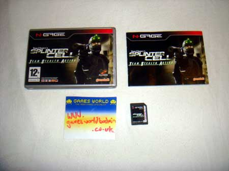 Splinter Cell: TSA N-Gage
