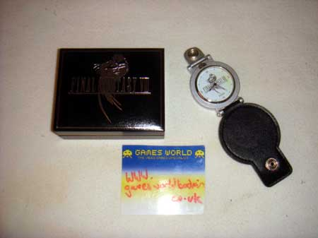 Final Fantasy VIII (8) Pocket Watch