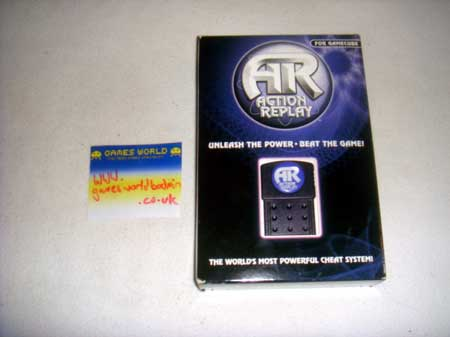 Game Cube Action Replay