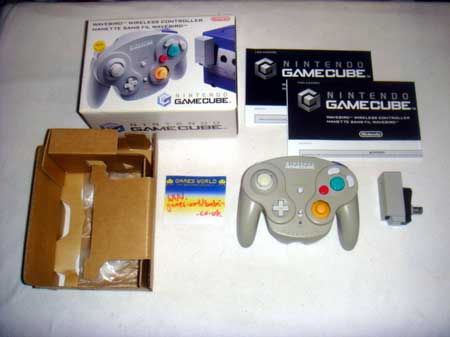 Game Cube Wavebird Control