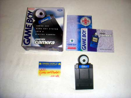 Game Boy Camera (Blue)