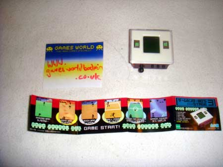 Shinobi Wars Mini LCD Game