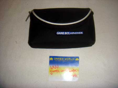 Game Boy Advance Case