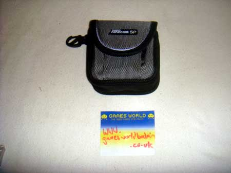 Game Boy Advance SP Case