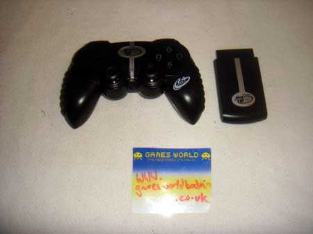 Mad Catz PS2 Wireless Control