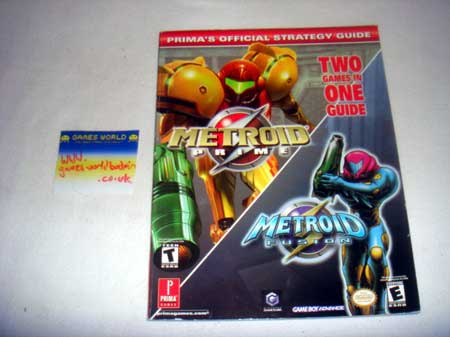 Metroid Prime + Zero Mission Guide