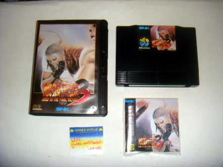 Fatal Fury 3 AES