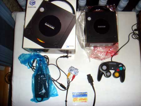 Nintendo Game Cube Console: Black (USA Import)