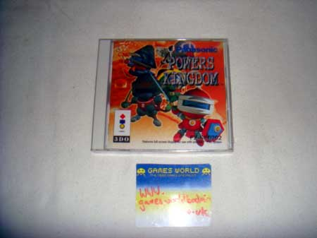 Powers Kingdom 3DO