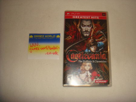 Castlevania: The Dracula X Chronicles (USA GH Version)