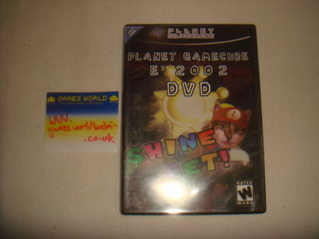 Planet GameCube E3 2002 DVD