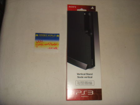 Playstation 3 Slim Vertical Stand