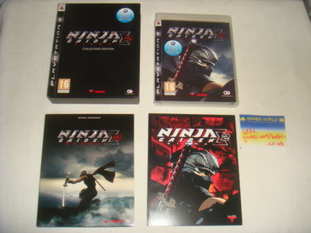 Ninja Gaiden Sigma 2: Collectors Edition