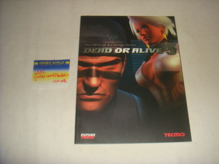 Dead or Alive 3 Official Guide