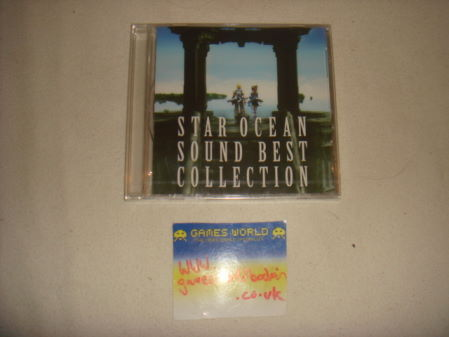 Star Ocean Sound Best Collection