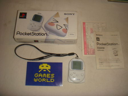 Sony Playstation Pocket Station