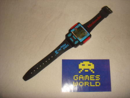 Nintendo / Nelsonic Mario Bros 3 Watch