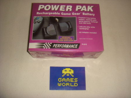 Game Gear Power Pack
