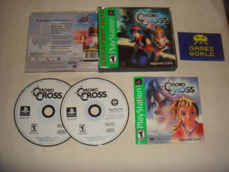 Chrono Cross (USA)