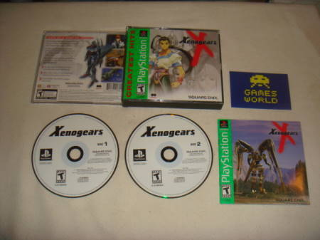 Xenogears (USA) - Click Image to Close