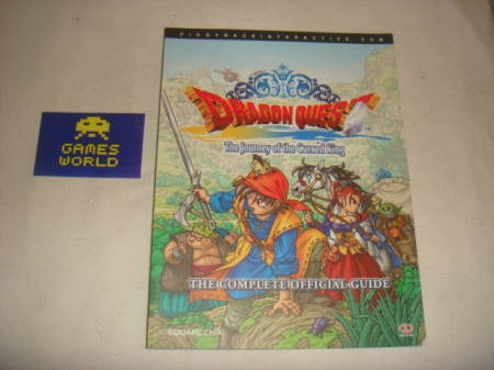 Dragon Quest 8 Guide