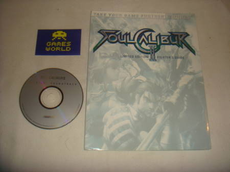 Soul Calibur 2 Guide