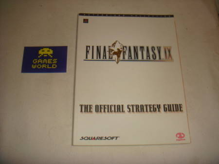Final Fantasy IX (9) Guide