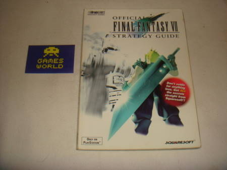 Final Fantasy VII (7) Guide