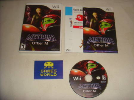 Metroid: Other M (Import)
