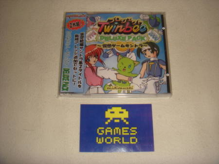 Twinbee Deluxe Pack Soundtrack CD