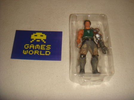 Bionic Commando Figure