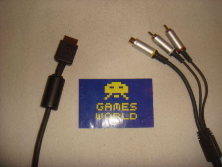 Official PS2 S Video Cable