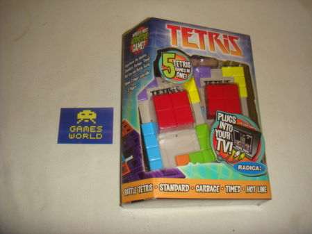 Tetris TV Game