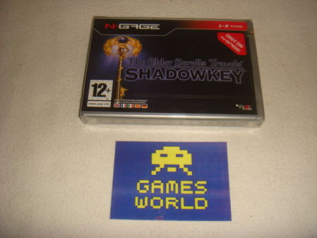 The Elder Scrolls: Shadow Key N Gage