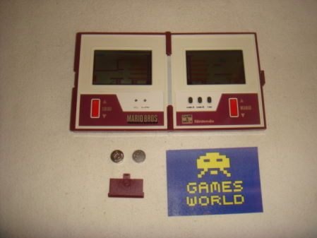 Game & Watch: Mario Bros - Click Image to Close