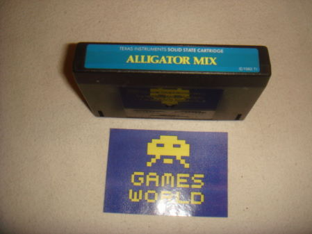 Alligator Mix Texas Instruments
