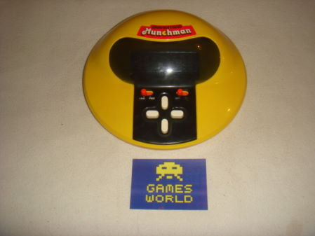 Munchman Grandstand LCD Game