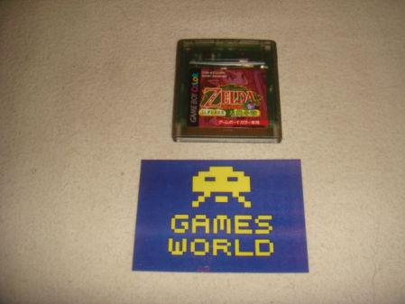 Zelda: Oracle of Seasons (Japanese Import)