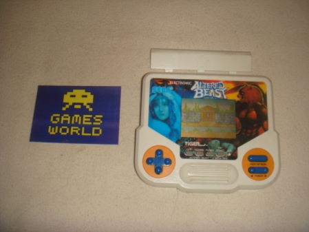 Altered Beast Sega LCD Game