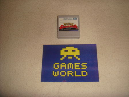 Game Cube Official 59 Block Memory Card