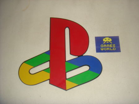 Sony Playstion PS1 Sign