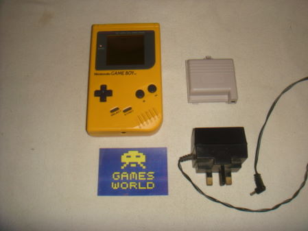 Game Boy: Yellow