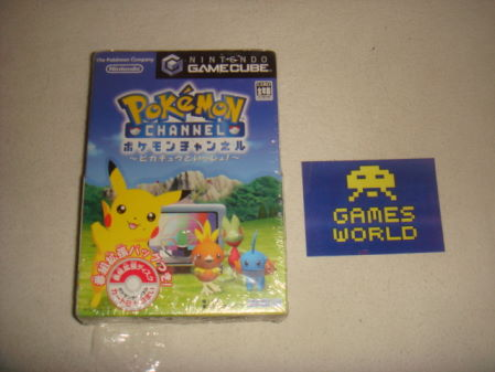 Pokemon Channel (Japanese Import)